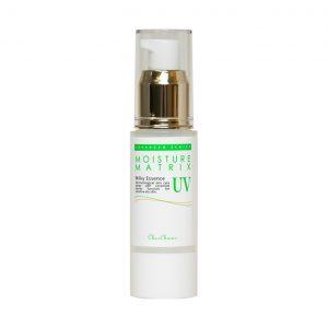 ヒト型セラミド配合美容液にサンスクリーン機能をもたせた日焼け止め美容液「モイスチャーマトリックスUV」